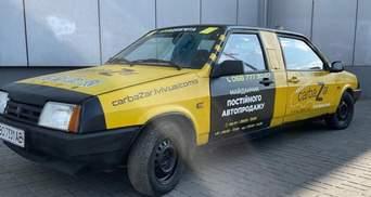 Во Львове показали уникальное авто с двумя передними частями: интересные фото