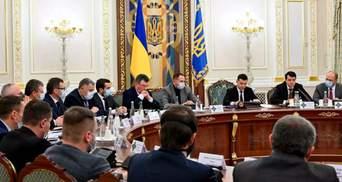 Донбас, паспортизація та санкції: які питання РНБО може розглянути на засіданні