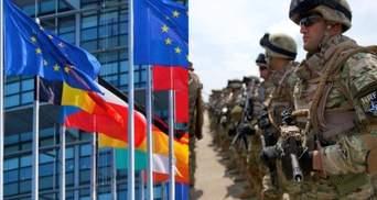У Євросоюзі задумали створити свою армію окремо від НАТО