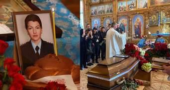 Взрыв авто в Днепре: попрощались с погибшей Дарьей Гречищевой