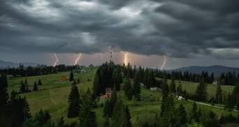 У Карпатах буде небезпечно: на які ще регіони суне потужна негода