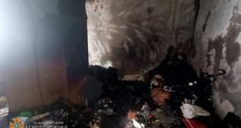 Взрыв и пожар квартиры в Кривом Роге: рассказали детали инцидента