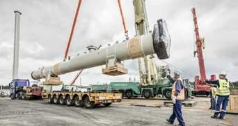 """Запуск """"Північного потоку-2"""": євродепутати звинуватили """"Газпром"""" у тиску на Європу"""