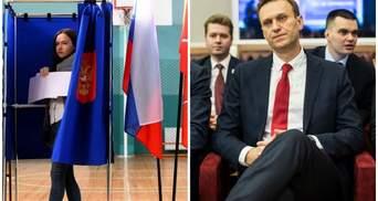 """РНБО введе санкції проти організаторів російських """"виборів"""" та через отруєння Навального"""
