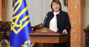 Суддівське паскудство: зривом реформи керувала голова Верховного Суду