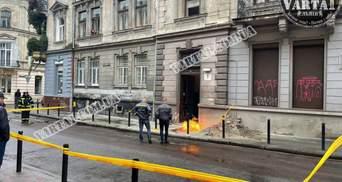 Одну из львовских улиц перекрыли из-за утечки газа: фото и видео с места происшествия