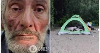 Утік до України з Росії: що відомо про підозрюваного у вбивстві жінки біля намету
