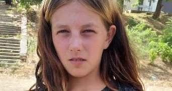 На Херсонщині шукають зниклу школярку Тетяну Симоненко: прикмети дівчинки