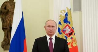 """Потому что """"осудили оккупацию"""": Путин продлил санкции против Запада"""