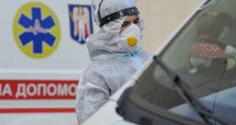 Рівень захворюваності на коронавірус перевищений майже по всій України
