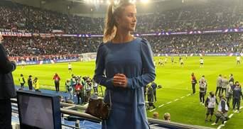 Еліна Світоліна в Парижі одягнула сукню від українського дизайнера: фото з чоловіком
