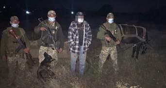Перетнув кордон на возі: нелегал з Молдови проник на Одещину