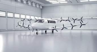 Craft Aero представила новий тип 9-місцевого літаючого таксі: красномовне відео