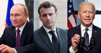 В Кремле радуются: соглашение США, Великобритании и Австралии раскалывает Запад
