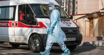 Вдвічі більше госпіталізованих: в Україні ще 6 754 нових хворих на COVID-19