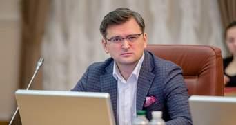 Бутафория и преступление России, – Кулеба о выборах на оккупированных территориях
