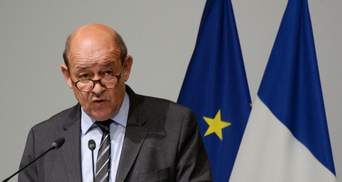 Політична криза: Франція відмовилася від зустрічі із США, Британією та Німеччиною на Генасамблеї