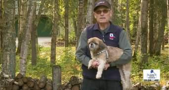 """Чоловік і його пес пройшли відстань """"довкола Землі"""" за 8 років: як їм це вдалося"""