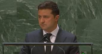 Зеленський розкритикував ігнорування ООН Кримської платформи