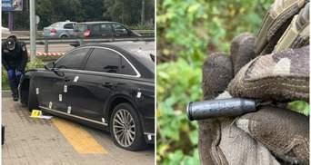 Покушение на Шефира не является инсценировкой, полиция продолжит искать доказательства в лесу