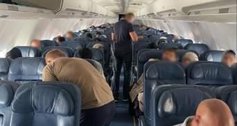 З Кабула вилетів ще один український літак з сотнею евакуйованих