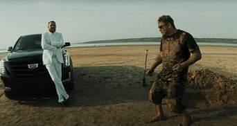 Радник Труханова знявся в кліпі одіозного одесита Домбровського