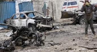 В Сомали возле президентского дворца взорвалось авто: 8 погибших