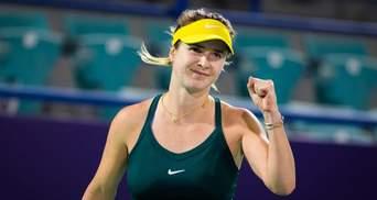 Світоліна покинула топ-5 рейтингу WTA, падіння Ястремської