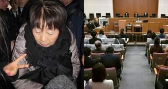 """Казнят 74-летнюю """"черную вдову"""": шокирующая история японки, которая травила своих мужей цианидом"""