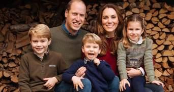 Принца Вільяма і Кейт Міддлтон з дітьми помітили за обідом у пабі