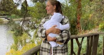 Катя Осадча показала сімейну осінню прогулянку з синами: зворушливі фото