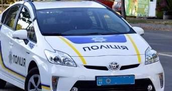 На Волыни произошла авария с участием авто полиции: погиб пассажир мотоцикла