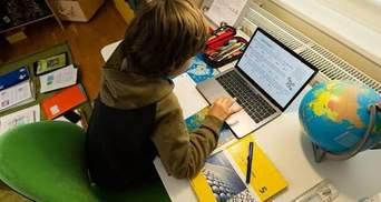 В 6 областях на дистанционное обучение перешли более 40% школ, – МОН