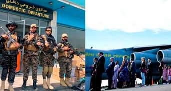 Таліби погрожували відібрати український літак під час евакуації, – ЗМІ