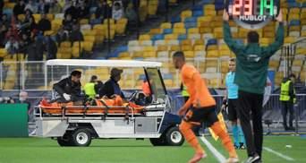 Імовірно, сезон завершено: лідер Шахтаря отримав жахливу травму в матчі з Інтером