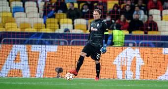 Пятов врятувався від ганебної серії росіянина Акінфєєва: воротар пропускав 27 матчів поспіль