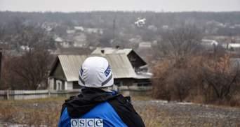 Такого не було вже понад рік: в ОБСЄ заявили про погіршення ситуації на Донбасі