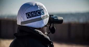 Бойовики 43 рази порушили режим тиші на Донбасі, – ОБСЄ