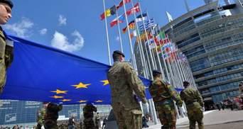 В Украине может появиться военная миссия ЕС, – СМИ