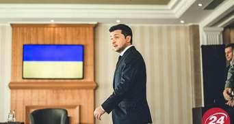 Нуль, навіть не один бал, – Зеленський заявив, що до нього РНБО зовсім не працювала