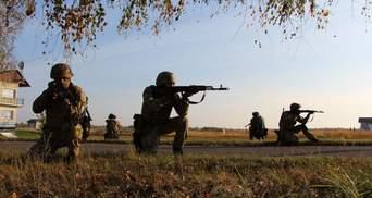 Впервые в Украине: стартовали соревнования на лучший стрелковый взвод теробороны
