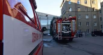 Произошел пожар в Одесской морской академии: назвали вероятную причину – фото работы ГСЧС