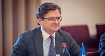Росія створила газову кризу в Європі в ручному режимі, – Кулеба