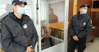 Суд Чернігова арештував неповнолітнього підозрюваного у вбивстві поліцейського