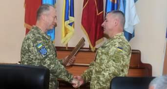 """Командование"""" Север"""", участвующее в ООС, получило нового командира"""