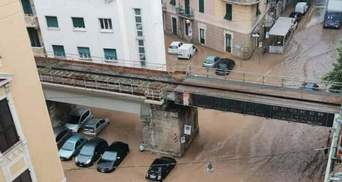Ливни и наводнения затопили север Италии: дороги закрывают, местные выборы – под угрозой срыва