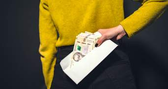 Сколько украинцев готовы работать неофициально и получать зарплату в конвертах