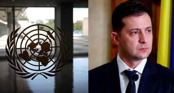 Украина до конца года внесет в ООН обновленные резолюции по Крыму, – Зеленский