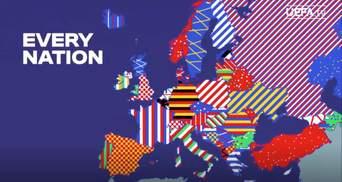 "У россиян ""пригорает"" из-за украинского Крыма на презентации логотипа Евро-2024"