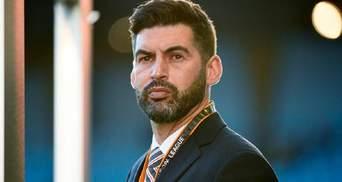 Він залишив команду, яка не перемагала, – Фонсека різко відповів на критику Луческу